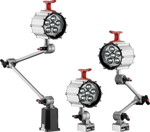Oświetlenie Do Obrabiarek Lampy Maszynowe Stanowiskowe